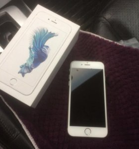iPhone 6s белый