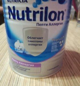 Молочная смесь нутрилон пепти
