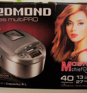 Мультиварка REDMOND RMC-M4500 (с коробкой)