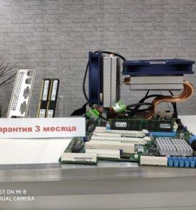 Asus Z9PA-U8 + оп + Процессор