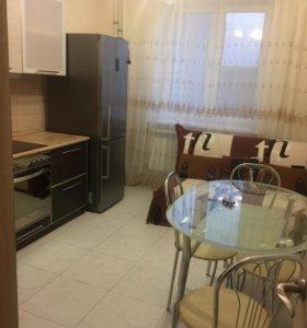 Квартира, 1 комната, 39.8 м²
