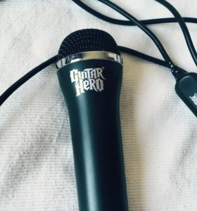 Микрофон Guitar Hero для xbox 360