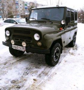 УАЗ 3151, 1980