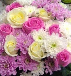 Заказ цветов на дом владикавказ #14