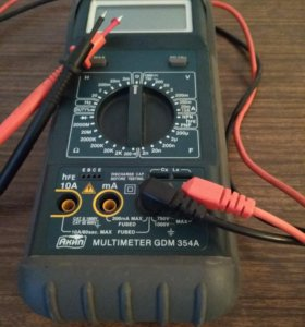 Мультиметр GDM 354A