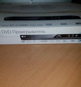 LG Караоке DVD Проигрыватель