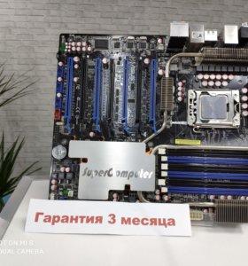 Материнская плата Asus P6T7 WS Supercomputer + i7