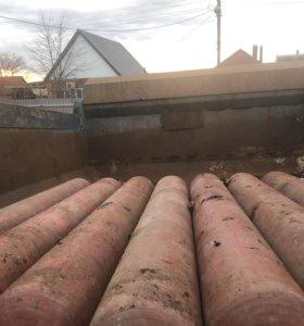 Метан на грузовые авто