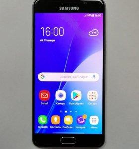 Samsung Galaxy a5 2016 черный