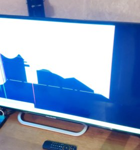 Телевизор Polarline 40PL51TC (требуется ремонт)