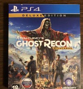 Ghost Recon Wildlands для PS4