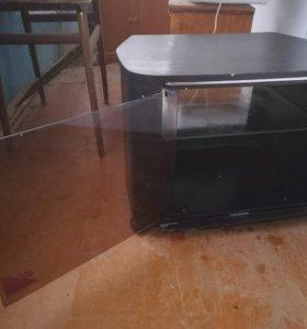 Тумбочка под телевизор.