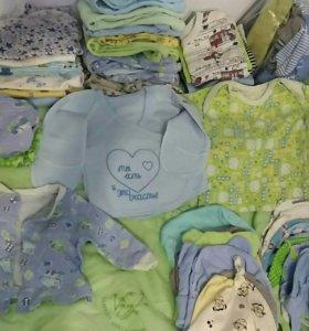 Одежда для Новорожденных от рождения до 3мес