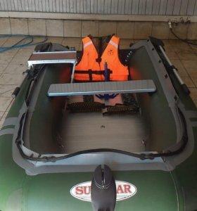 Комплект Лодка+Мотор
