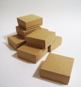 Крафт коробочки