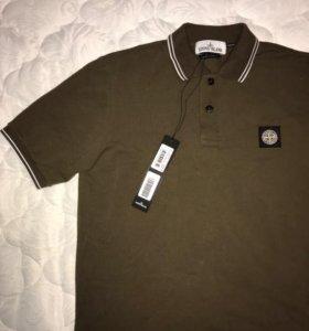 Stone Island рубашка-поло
