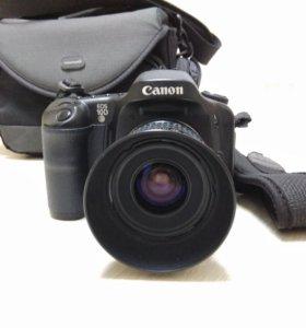 Продам зеркальный фотоаппарат Canon Eos10d