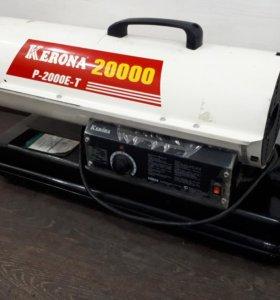 Дизельная пушка Kerona P-2000E-T