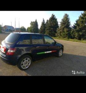 Fiat Stilo, 2001