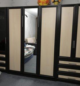Стенка кровать