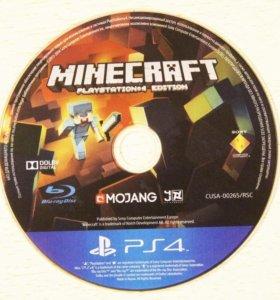 Minecraft ps4 русская