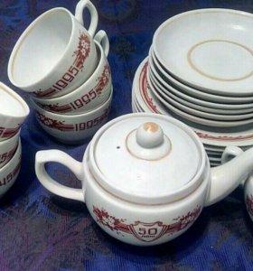Сервиз чайный юбилейный