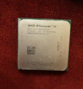 Продам процессор AMD Phenom II X6 1055T 2.8 GHz. S