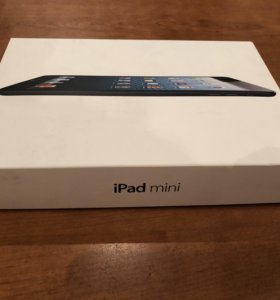 iPad mini Wi-Fi Cellular 32 GB Black