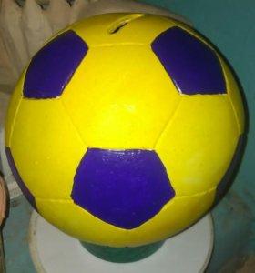 Мяч-копилка