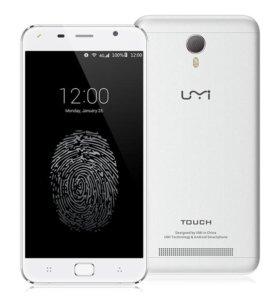 UMI Touch 3/16Gb 4000Mah 5/13Mp 8Ядер