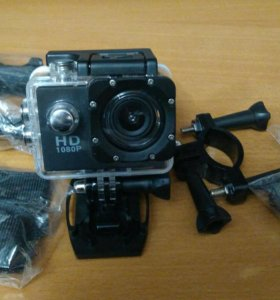 Экшн камера sportcam 1080 hd
