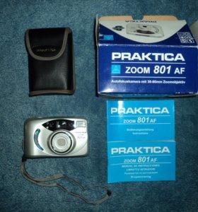 Фотоаппарат PRAKTIKA ZOOM 801 AF.