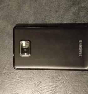 Корпус с крышкой Samsung Galaxy S2