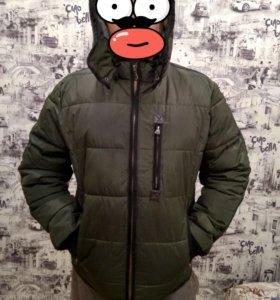 Мужская куртка на подростка