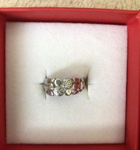 Серебрянные кольца.