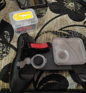 Для игр PUGB mobail ( контролер для телефона)