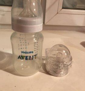 Бутылочка для кормления новая