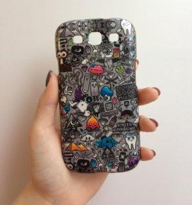 Чехол Samsung  Galaxy S3