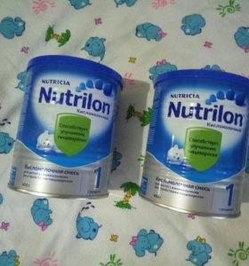 Кисломолочная смесь Nutrilon 1