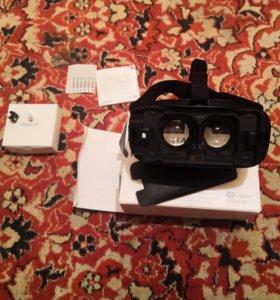 Samsung Gear VR, очки виртуальной реальности!