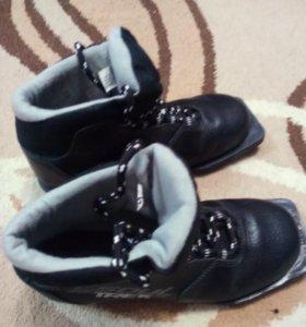 лыжные ботинки 35 размер для мальчика