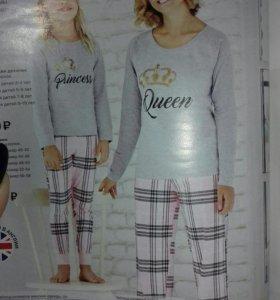 Семейный набор пижам