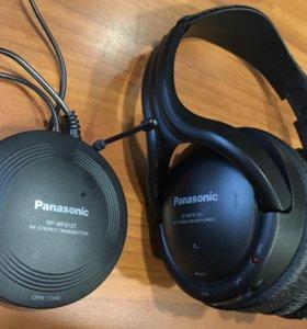 Наушники беспроводные Panasonik