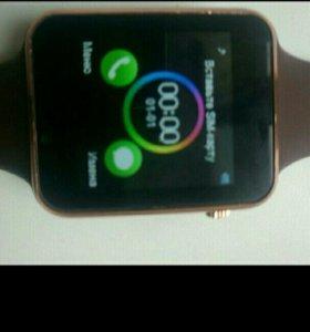 Продам смарт часы 800 рублей