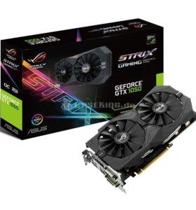 ASUS ROG Strix GeForce GTX 1050 OC 2048MB 128bit
