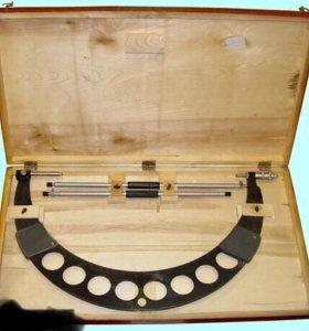Микрометр М022 400