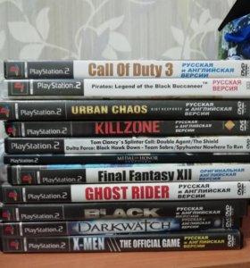 Игры на Playstаtion 2