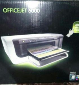 Принтер HP OFFICEJET 6000