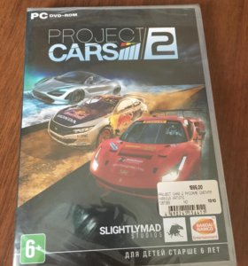 Project cars 2 на PC