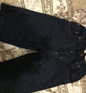 джинсы до 6 мес